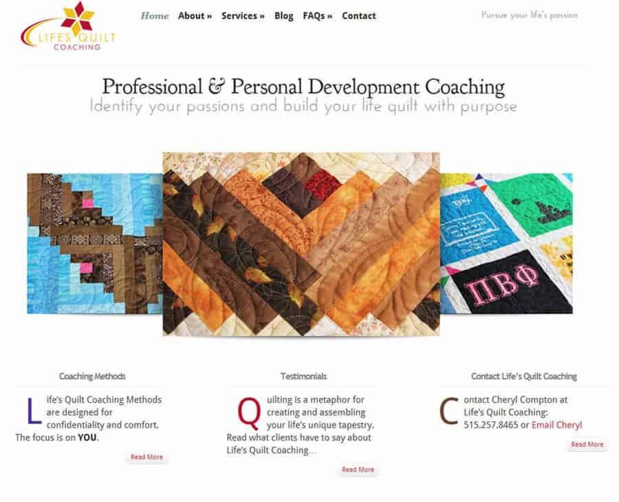Lifes Quilt Coaching