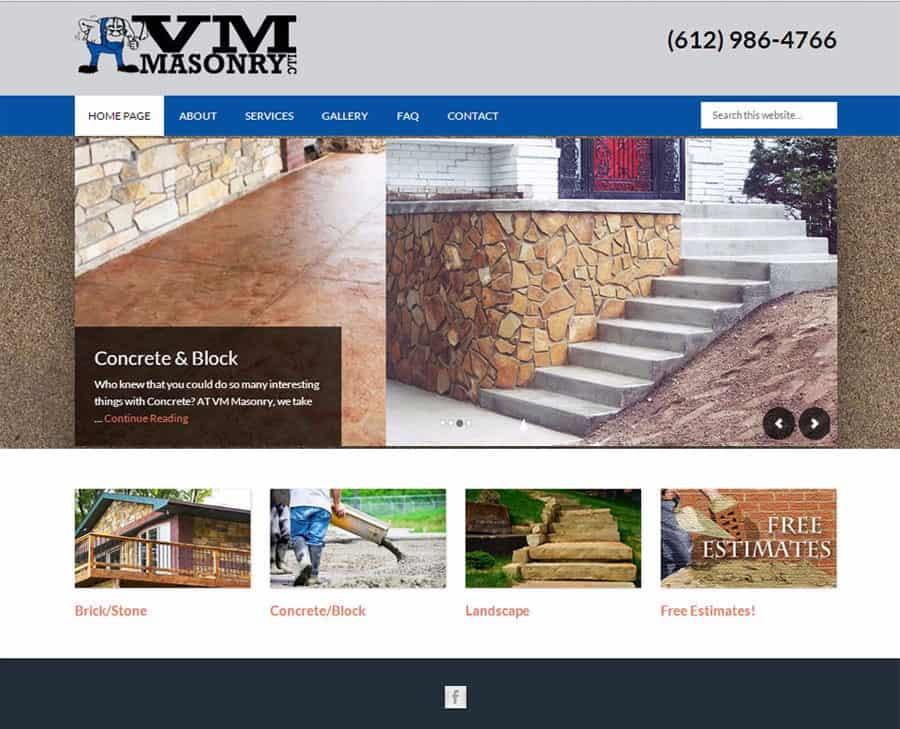 VM Masonry LLC
