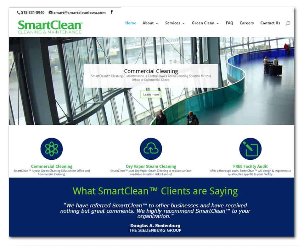 SmartClean Cleaning & Maintenance - West Des Moines, Iowa