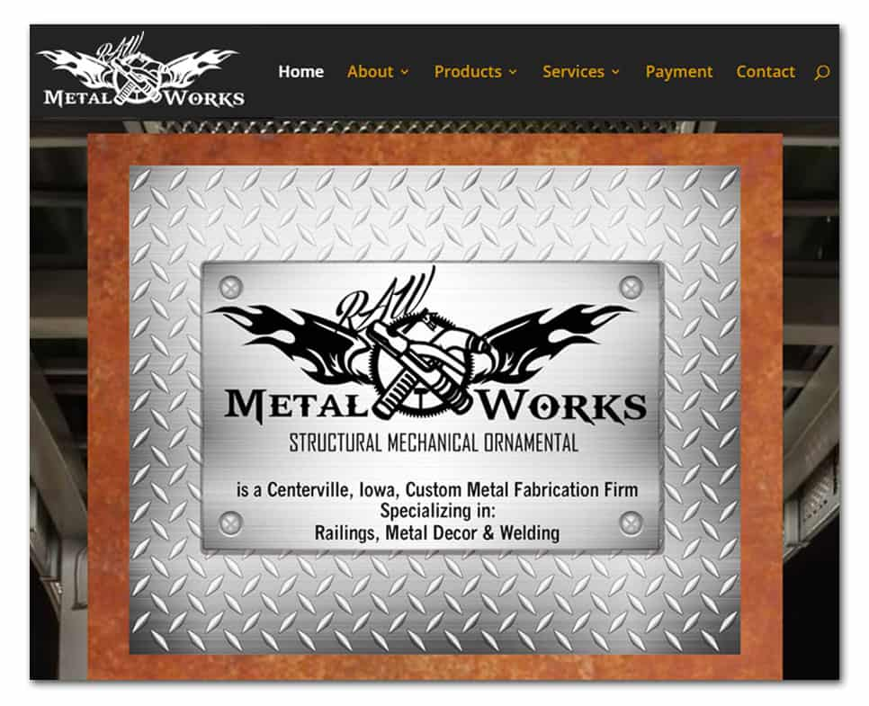 RAW Metal Works - Centerville, Iowa